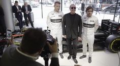 McLaren-Honda Partners With Michael Kors (VIDEO)