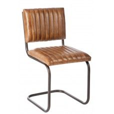 Modern leather chair Dining Chairs For Sale, Dining Room Chairs, Contemporary Chairs, Modern Chairs, Seat Cushions, Metal, Interior, Leather, Furniture