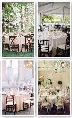 decoracion mesas de boda redondas #deco #weddings