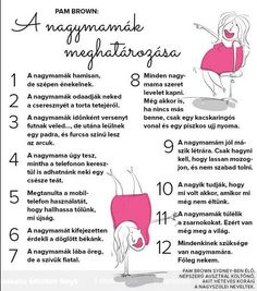 A nagymamák meghatározása Baby Hippo, Mom And Grandma, Mother's Day Diy, Mom Day, Signage, Favorite Quotes, Quotations, Diy And Crafts, Funny Quotes