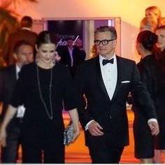 На данном изображении может находиться: один или несколько человек и люди стоят Colin Firth, Chopard, Instagram Fashion, Instagram Posts, Pride And Prejudice, Orange Turtleneck Sweater, Fashion Studio, Glamour, Casual Dresses For Women