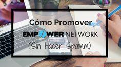 """Seamos realistas — La gran mayoría de la población mundial no entiende esta """"cosa del marketing online"""". Eso significa que promocionar la oportunidad que supone Empower Network tiene que ser hecho con tacto y gracia. Sigue leyendo el articulo aqui:http://es.tribo.marketing/la-guia-anti-spamm-para-promover-empower-network/?id=6932787"""