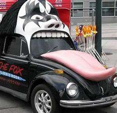 crazy car!