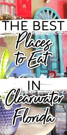 Places To Eat In Clearwater Florida - Looking for restaurants in Clearwater Florida? These are some of our all time favorites from this awesome Florida vacation destination. Old Florida, Florida Vacation, Florida Travel, Clearwater Beach Florida, Florida Beaches, Sarasota Florida, Travel With Kids, Family Travel, Clearwater Restaurants