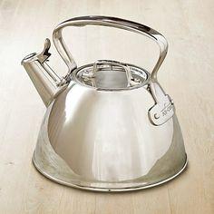 All-Clad Stainless-Steel Tea Kettle (buy on amazon:  http://www.amazon.com/dp/B00B5EDWL4/ref=wl_it_dp_o_pd_nS_ttl?_encoding=UTF8&colid=13CTJAYOEFFTQ&coliid=I2BD5L51NFU4IN&psc=1)