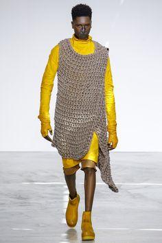 Boris Bidjan Saberi Spring 2017 Menswear Collection Photos - Vogue