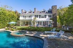 La luxueuse villa de Los Angeles de Sarah Michelle Gellar.