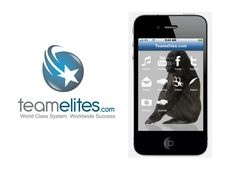 Our mobile application.