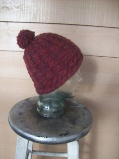Ravelry: Project Gallery for On the Slopes Hat pattern by Marie Segares