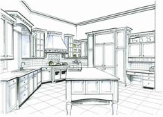 Sketches For Interior Design Otwzw | Home Design Interior & Eksterior