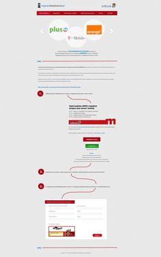 Strona www dla WygrajDoładowanie. Więcej projektów na http://www.13design.pl/