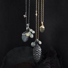 Ole Lynggaard Copenhagen Cone, Dew Drops, Lotus and Sprout Lotus Jewelry, Jewelry Art, Jewelry Accessories, Fine Jewelry, Jewelry Necklaces, Jewelry Design, Fashion Jewelry, Jewellery, Modern Jewelry