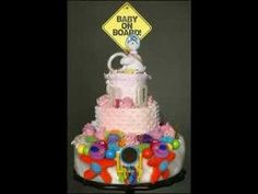 Baby Shower Diaper Cakes, in Pictures | hubpages