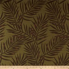 Robert Allen Promo Morro Bay Jacquard Seagrass from @fabricdotcom  Refresh and modernize any home decor with this medium/heavyweight jacquard fabric. Perfect fabric for revitalizing an old piece of furniture and updating it with a new look. This fabric is an appropriate weight for accent pillows, slipcovers and upholstering furniture, headboards and ottomans. Colors include brown and green.
