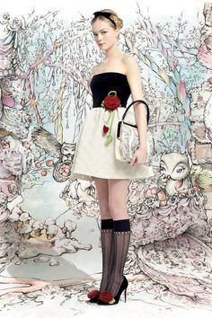Red Valentino F/W 2013 Collection