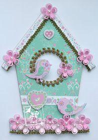 Joy!crafts: Vogelhuisje...