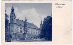 Henryków - Klasztor cystersów
