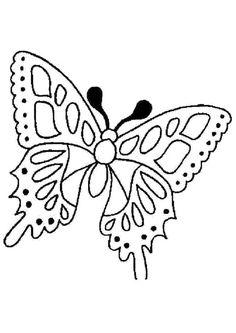 illustration colorier dun magnifique papillon online coloring pagesimage