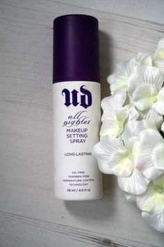 URBAN DECAY ALL NIGHTER SETTING SPRAY