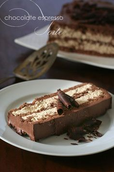 This rich torte is deceptively light and airy and worthy of any celebration. Chocolate and espresso are simply made for each other and the sugar-free chocolate curls are the icing on the c...