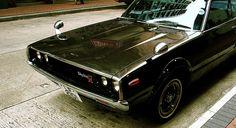 Datsun Skyline - fresh and funky