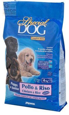 SPECIAL DOG PREMIUM PUPPY JUNIOR CROCCHETTE PER CANI CON POLLO E RISO KG. 4 http://www.decariashop.it/mangimi-per-cani/15467-special-dog-premium-puppy-junior-crocchette-per-cani-con-pollo-e-riso-kg-4-8009470007672.html