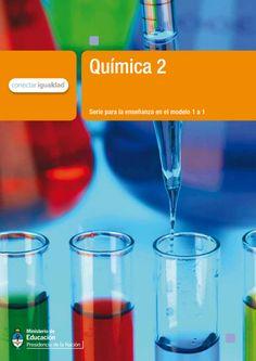 Química Vol. 2 Serie para la enseñanza en el modelo 1 a 1