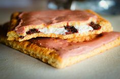 I've cut pop tarts out of my life so I'm looking forward to having one of these as a challenge, especially the s'mores kind! Yummy Snacks, Yummy Food, Quizzes Food, Slow Carb Diet, Pop Tarts, Cravings, Breakfast Recipes, Favorite Recipes, Sweets