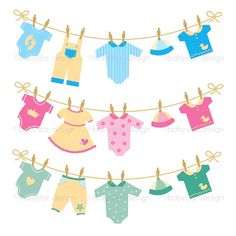 Baby Shower Clipart For Free