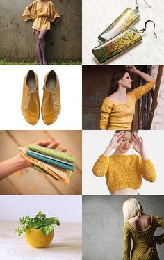 Only perfect colors for autumn! Check #etsytreasury by Victoriya @etsy