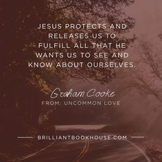 Jesus protects and releases us to fulfill all that He wants us to see and know…