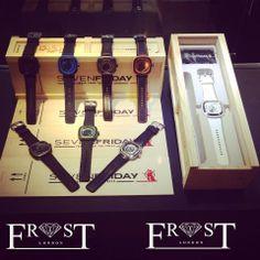 SevenFriday tại Frost of London Việt Nam   #sevenfriday #frostoflondon #frostoflondonvietnam http://frostoflondon.com.vn/sevenfriday-401/