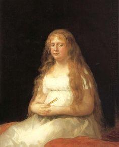 goya Francisco Goya, Spanish Painters, Spanish Artists, Goya Portraits, Goya Paintings, Potrait Painting, Metropolitan Museum, Heritage Image, Portugal