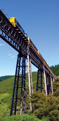 Taieri Gorge Railway is a locally owned company specialising in scenic train trips into the spectacular Central Otago Hinterland and up the rugged Otago Coast north of Dunedin - NZ