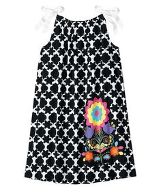 Black Pillowcase Dress - Infant, Toddler & Girls