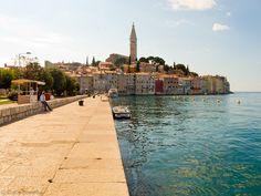 Rovinj, Croatia & the Adriatic Sea, On the western coast of the Istrian peninsula
