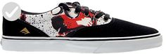 Emerica Men's The Reynolds Low Vulc X The Skateboard Mag,Black/Print,12 D US - For all the skaters (*Amazon Partner-Link)