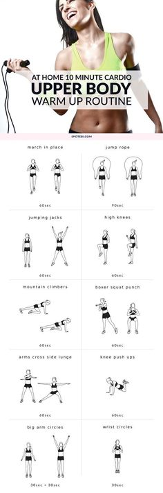 Warm Up Routines #9