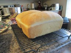 Homemade bread recipe I will have to try
