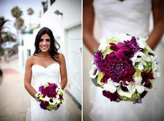 beautiful #bridal #bouquet