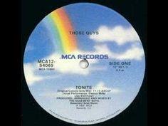 Those Guys - Tonite - YouTube
