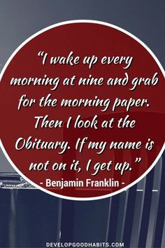 Benjamins Franklin Funny quotes