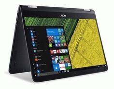 Acer Spin: Nuevos Laptops convertibles con Windows 10