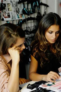 Penelope And Monica Cruz the new designers at Agent Provocateur