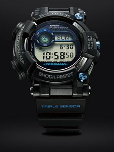 New Generation G-SHOCK FROGMAN GWF-D1000-1