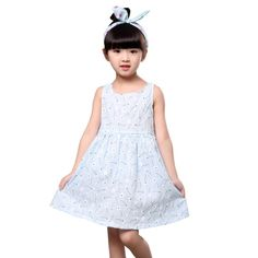 2.82$ (More info here: http://www.daitingtoday.com/baby-girl-sleeveless-printed-pattern-bowknot-dresses-cotton-princess-dress-2016 ) Baby Girl Sleeveless Printed Pattern Bowknot Dresses Cotton Princess Dress 2016 for just 2.82$