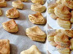 Mix only three ingredients and you will get these tender curd cheese fans for coffee Top-Rezepte.de - Recipe Mix only three ingredients and you get these tender curd cheese fans with coffee - Biscuits Au Café, Coffee Biscuits, Pancake Healthy, Best Pancake Recipe, Homemade Pancakes, Pancakes Easy, Pancake Muffins, Waffle Recipes, Cake Recipes