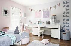 Ściany w pokoju dziecięcym - kolorowe i wesołe. Przekonaj się, jak zerwać z nudą w pokoju Twojego dziecka i zaaranżować wnętrze z pomysłem.