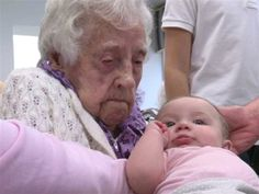Iowa woman, 115, becomes the world's oldest living person - TODAY News