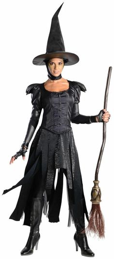 Oz The Great And Poweful Deluxe Wicked Witch of the West Adult Costume #Theater #Costume #Drama